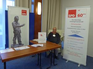 Auf dem Landesparteitag 7.11.15 in Kassel