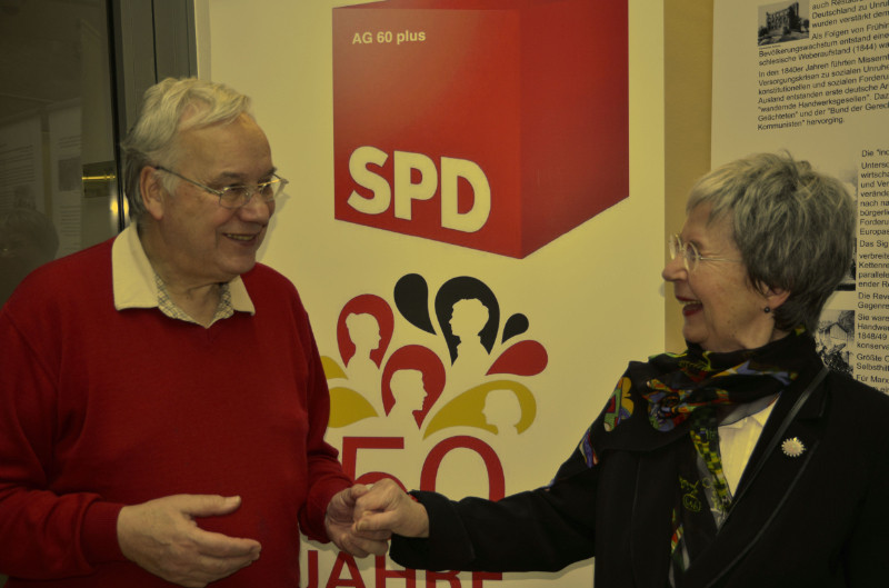 Cornelia und Michael Schell Landesparteitag13