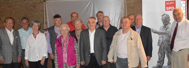 Der Vorstand 2014 neu